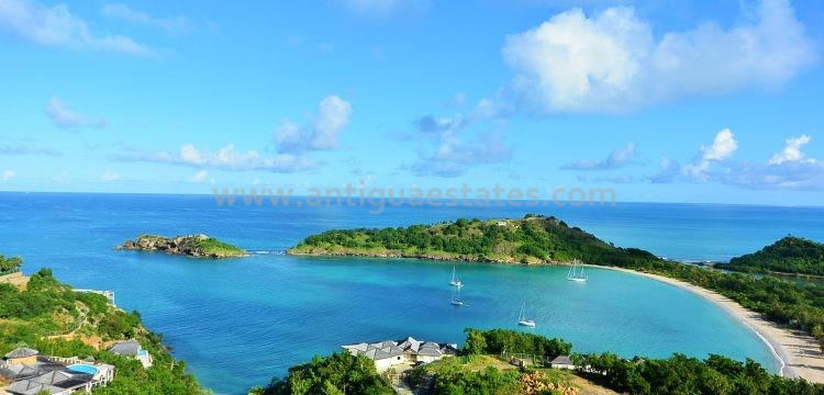 View this Hillside plot in Galley Bay Heights Antigua