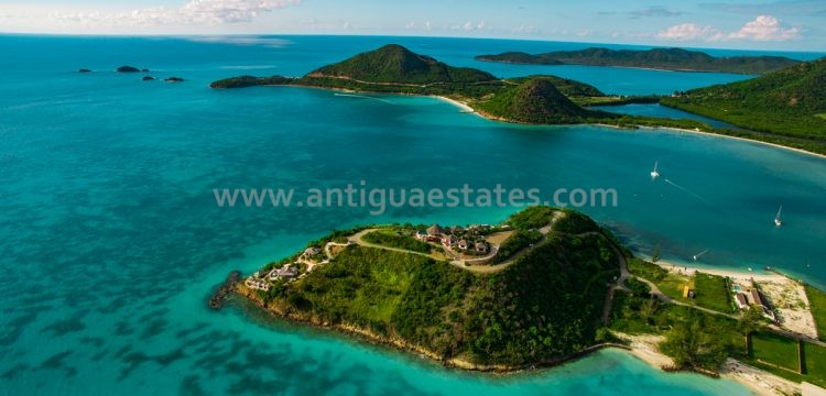 View these Hillside Land Plots in Jolly Harbour Antigua