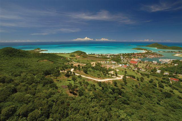 View the Sugar Ridge Development in Antigua