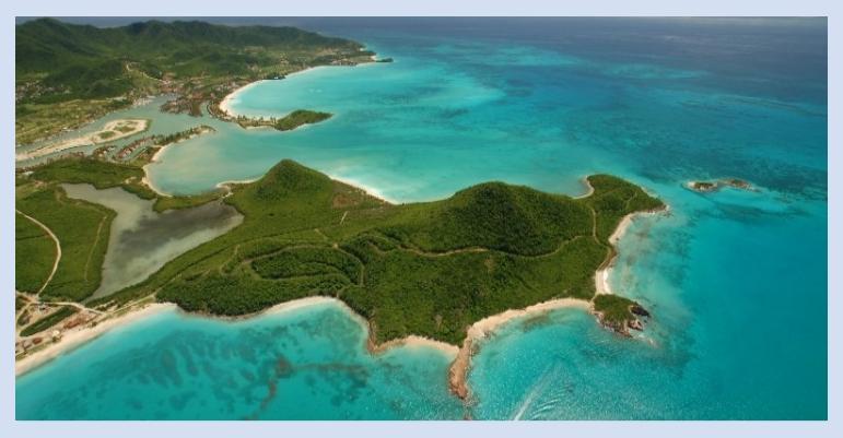 Pearns Point Island Antigua