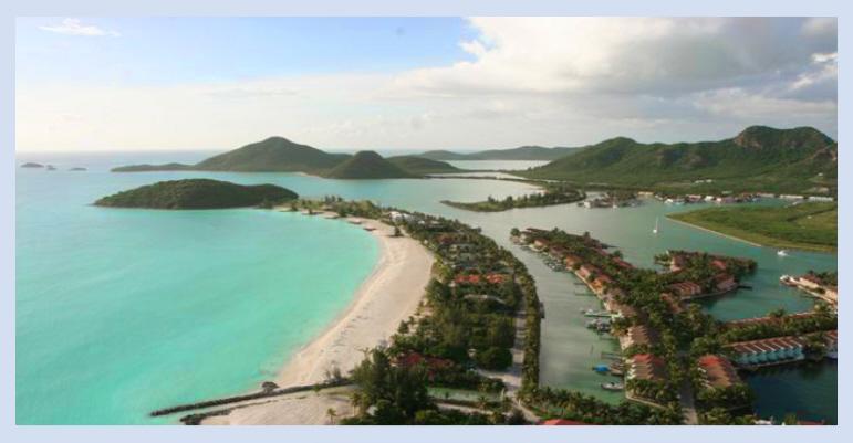 Beach Land Antigua