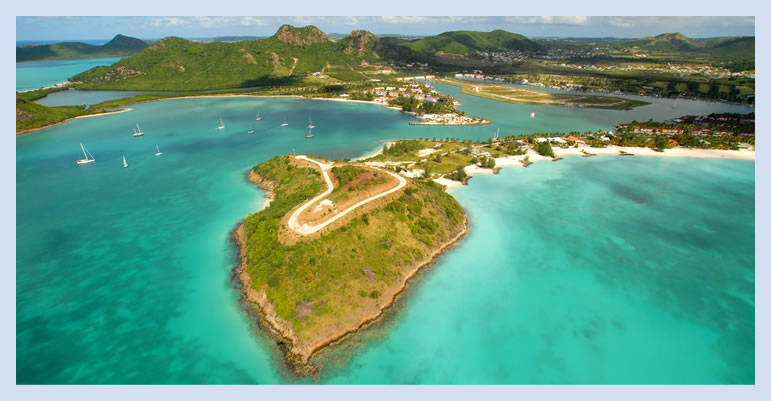 Beach Plots for sale Antigua